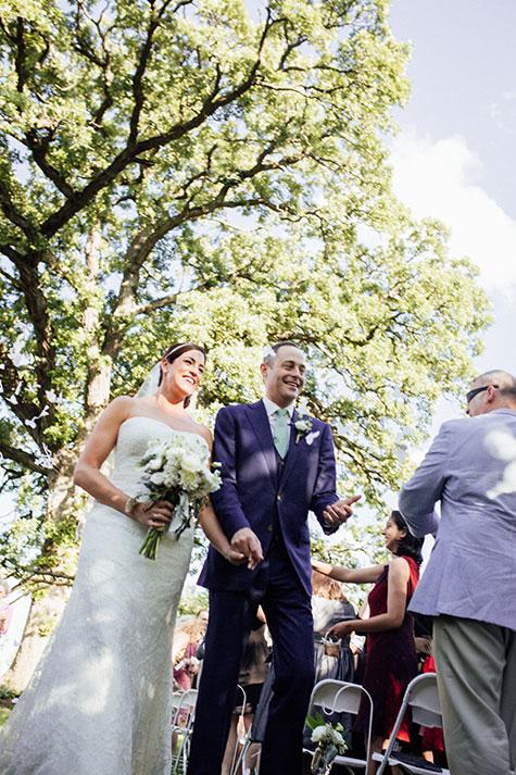Sarah & Brad Wedding